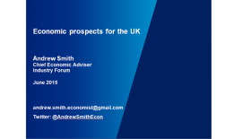 Economic Prospect Slides