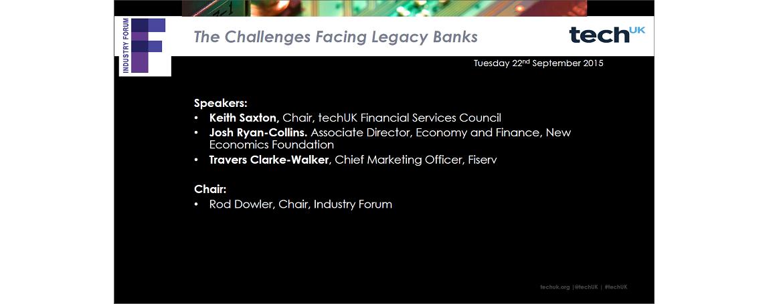 Legacy Banks Slides