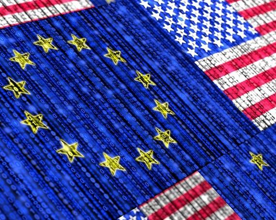 EU US data flow image